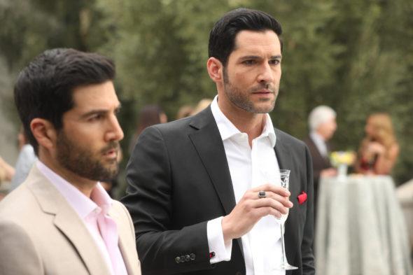 Lucifer TV Show on FOX: canceled or renewed?