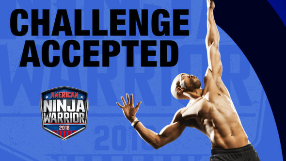 American Ninja Warrior TV show on NBC: season 10 viewer votes episode ratings (canceled renewed season 11?)