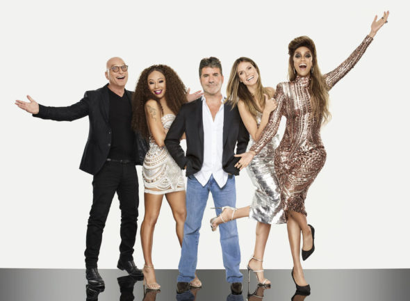 America's Got Talent TV show on NBC: season 13 viewer votes episode ratings (canceled renewed?)
