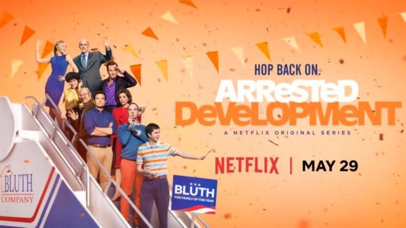 Arrested Development TV show on Netflix: season 5 (canceled or renewed?)