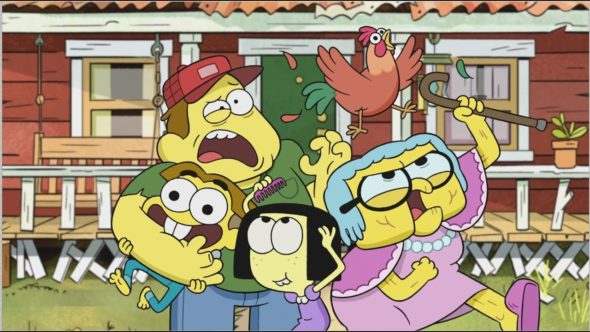 Big City Greens TV show on Disney Channel: (canceled or renewed?)