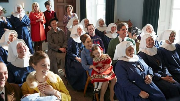 Call The Midwife: Season Eight; Filming Begins and New ...