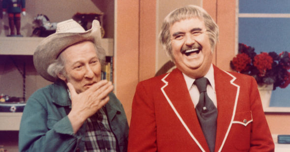Captain Kangaroo TV show: (canceled or renewed?)