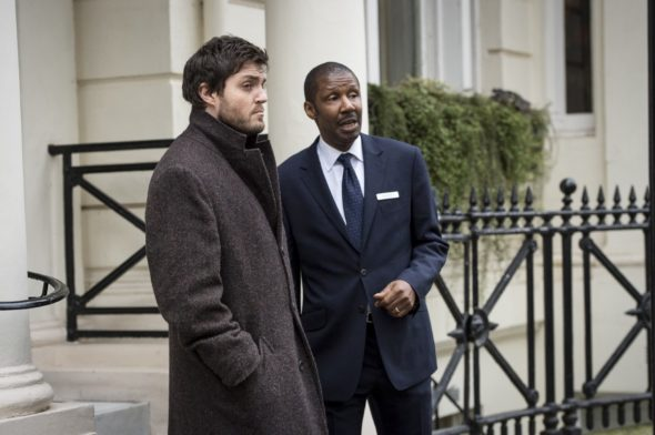 CB Strike TV show on Cinemax: canceled or season 2? (release date); Vulture Watch; Pictured: Tom Burke, Brian Bovell
