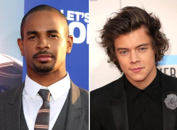 Damon Wayans Jr, Harry Styles: Damon Wayans Jr TV show on CBS: canceled or renewed?