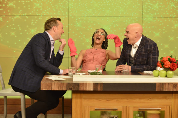 The Chew TV show on ABC: canceled, no season 8 (canceled or renewed?)