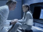 The Expanse TV show on Syfy: canceled; no season 4 (canceled or renewed?); Pictured: (l-r) Ted Atherton as Dr. Strickland, Leah Madison Jung as Mei