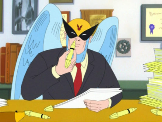 Harvey Birdman TV show on Adult Swim: (canceled or renewed?)