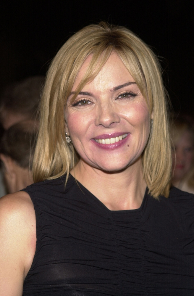 Tell Me a Story: Kim Cattrall Joins Psychological Thriller ...
