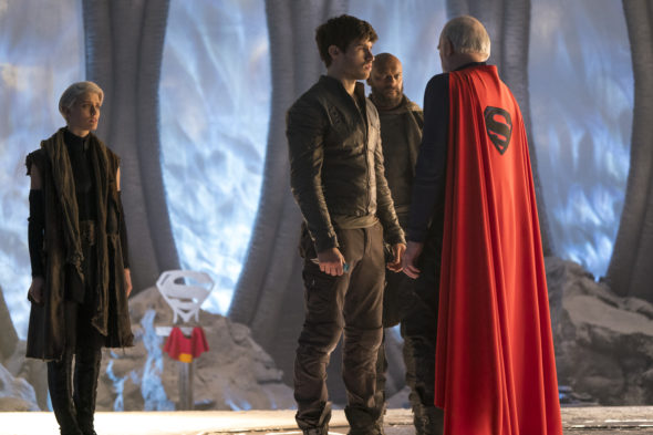 season one finale photos: Krypton TV show on Syfy: season 2 renewal (canceled or renewed?)