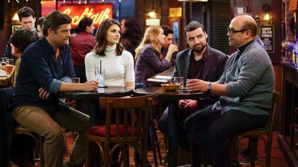 Living Biblically TV show on CBS: canceled, no season 2