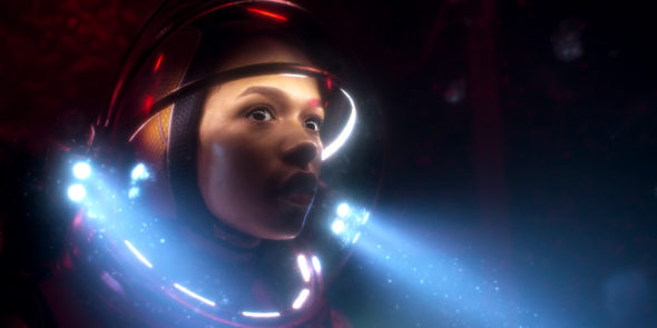 'Lost In Space' Renewed For Season 2 By Netflix