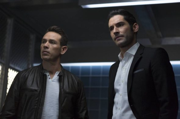 Lucifer TV show on FOX: (canceled or renewed?)