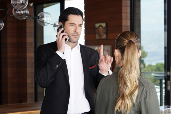 network releases extra season three episodes; Lucifer TV show on FOX: canceled, no season 4 (canceled or renewed?)