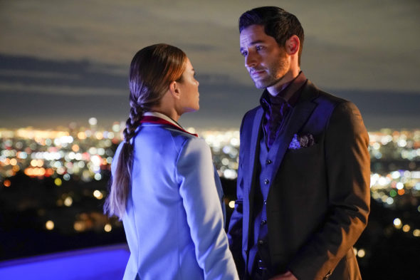 Lucifer TV show on FOX: canceled, no season 4 (canceled or renewed?)