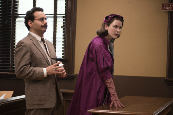 The Marvelous Mrs. Maisel TV show on Amazon: canceled or renewed?)