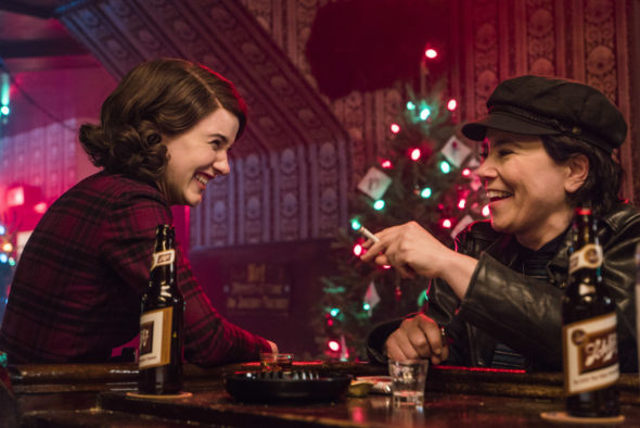 The Marvelous Mrs. Maisel TV show on Amazon: season 3 renewal (canceled or renewed?)