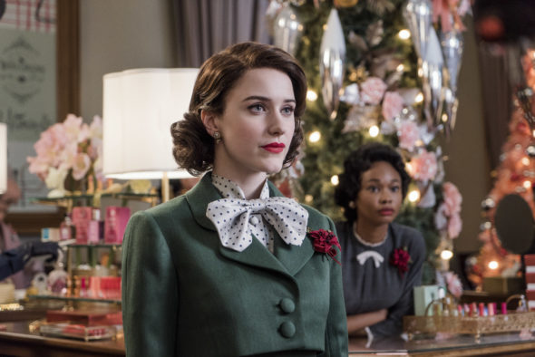 The Marvelous Mrs. Maisel TV show on Amazon: canceled or renewed?)