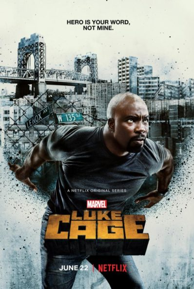Image result for marvels luke cage season 2 poster hd
