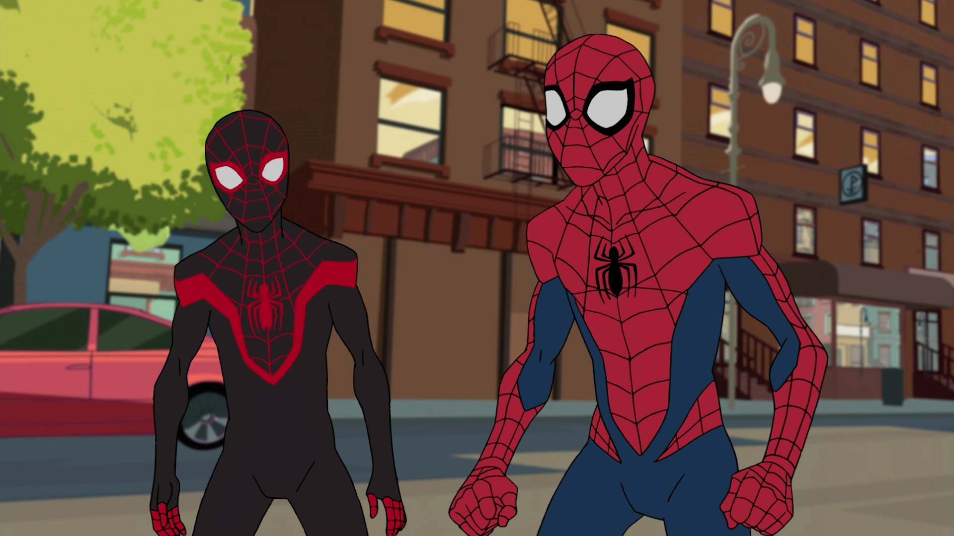 Marvel S Spider Man Season Two Coming To Disney Xd In June