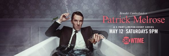 Patrick Melrose TV show on Showtime: season 1 ratings (canceled or renewed season 2?)