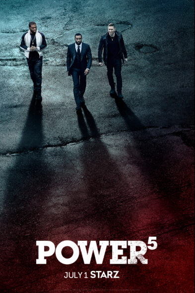 Power TV show on Starz: season 5 (canceled or renewed?)