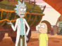 Rick and Morty TV show on Adult Swim: season 4 renewal