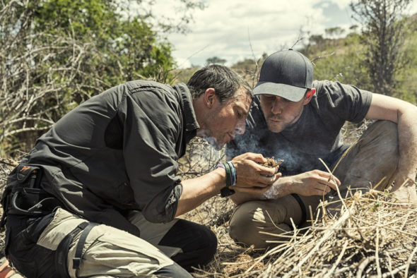 Running Wild with Bear Grylls TV Show on NBC: canceled or renewed?