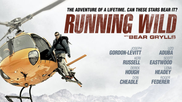 Running Wild with Bear Grylls TV show on NBC: Season 4 Ratings (canceled renewed season 5?)
