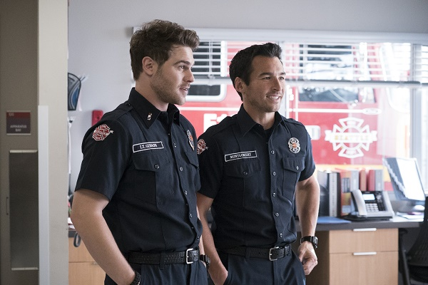 station 19 second season ordered by abc for 2018 19. Black Bedroom Furniture Sets. Home Design Ideas