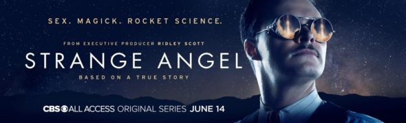 Strange Angel TV show on CBS All Access: (canceled or renewed?)