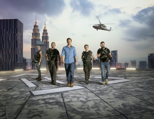 Strike Back TV show on Cinemax: (canceled or renewed?)