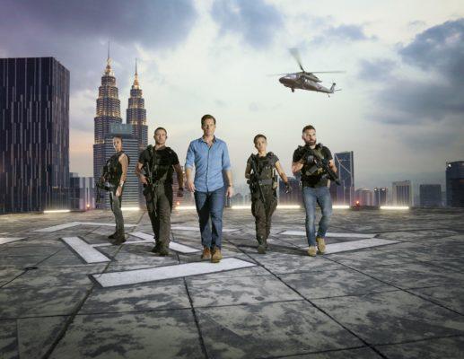 Strike Back TV show on Cinemax: (canceled or renewed?)