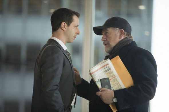 Succession TV show on HBO: season 1 viewer votes episode ratings (cancel renew season 2?)
