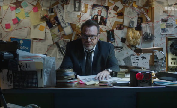 The Hunt for the Trump Tapes with Tom Arnold TV show on Viceland: (canceled or renewed?)