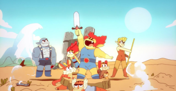 ThunderCats Roar TV show on Cartoon Network: (canceled or renewed?)