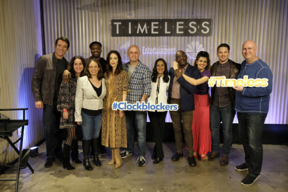 Timeless season 2 finale; Timeless TV show on NBC: Season 3 (canceled or renewed?)