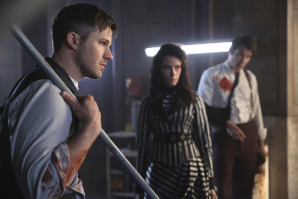 Timeless TV show on NBC: season 3; canceled or renewed?