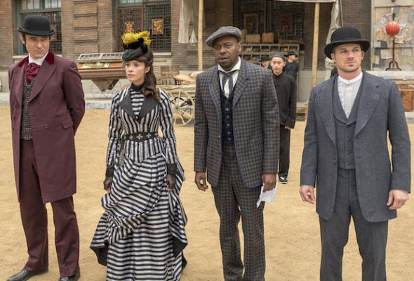 timeless nbc series co creator talks about the cancelled show s