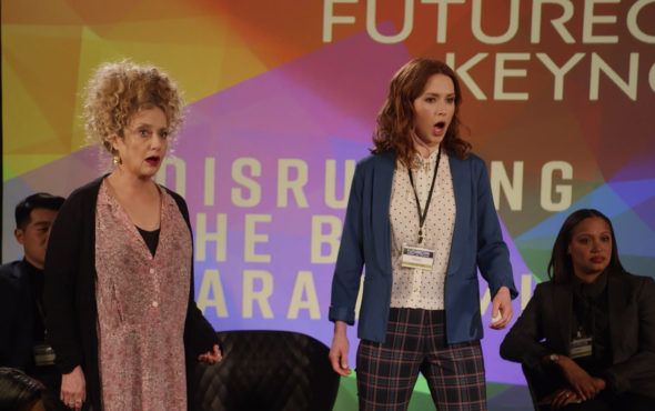 Unbreakable Kimmy Schmidt TV show on Netflix: canceled, no season 5 (canceled or renewed?)