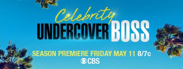 Undercover Boss: Celebrity Edition TV Show on CBS: season 1 ratings (canceled renewed season 2?)