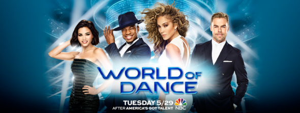World of Dance TV show on NBC: season 2 ratings (canceled or renewed season 3?)