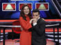 The $100,000 Pyramid TV show on ABC: canceled or season 4? (release date); Vulture Watch; PICTURED: Debra Messing and Mario Cantone