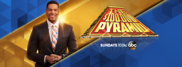The $100,000 Pyramid TV show on ABC: season 3 ratings (canceled or renewed season 4?)