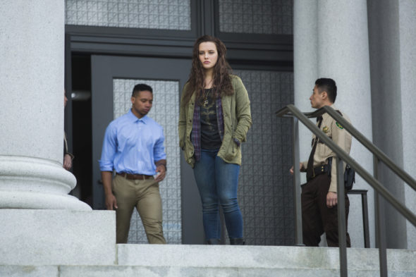 13 Reasons Why TV show on Netflix: season 3 renewal (canceled or renewed?)