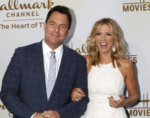 Home & Family: Mark Steines and Debbie Matenopoulos