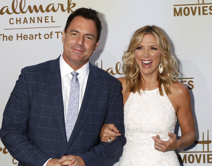 home family host mark steines out as hallmark series co. Black Bedroom Furniture Sets. Home Design Ideas