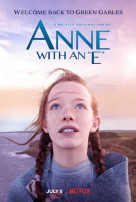 Anne with an E TV show on Netflix: (canceled or renewed?)
