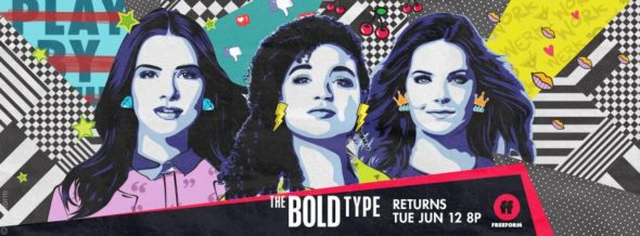 The Bold Type TV show on Freeform: season 2 ratings (canceled renewed season 3?)