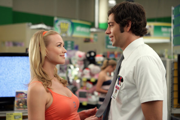 Chuck TV show on NBC: (canceled or renewed?)